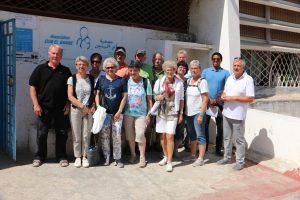 Marokko02 Reisegruppe
